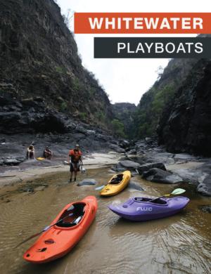 Whitewater Playboats